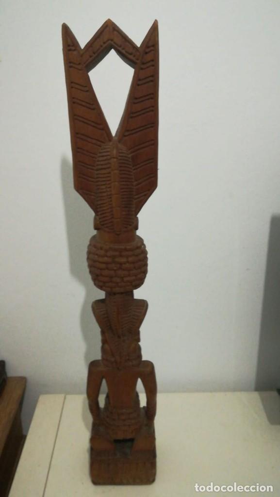 Arte: Talla de madera - Foto 2 - 152691342