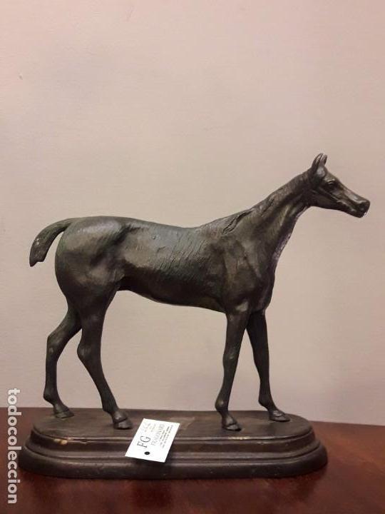 Arte: Escultura caballo bronce - Foto 2 - 153238790