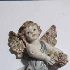 Arte: ANGELITO EN RESINA PARA COLGAR. Lote 153262984