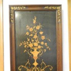 Arte: INTARSIA, MARQUETERÍA, ESCUELA ITALIANA. Lote 154925418