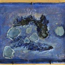 Arte: ALDO AJÒ - CERÁMICA. Lote 155896618