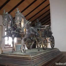 Arte: CARRUAJE A CABALLOS DE CORSINI. Lote 156038058