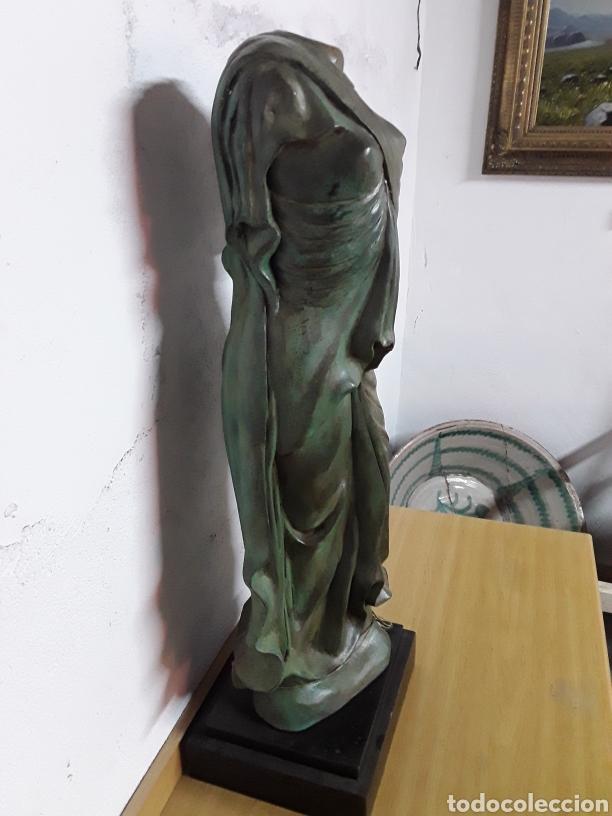 Arte: Escultura de bronce - Foto 3 - 158640137