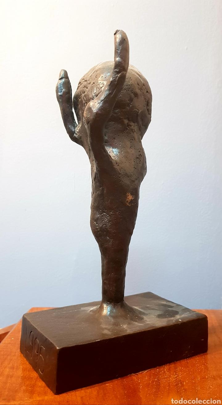 Arte: Schabelsky, interesante escultura bronce firmada. - Foto 4 - 148671094