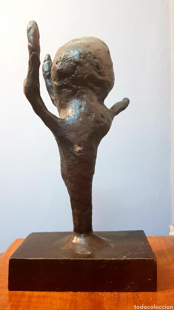 Arte: Schabelsky, interesante escultura bronce firmada. - Foto 5 - 148671094