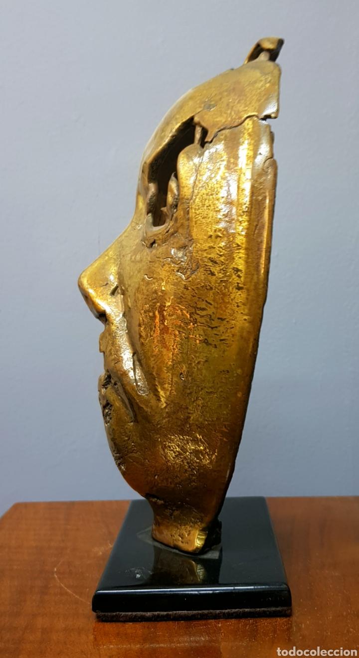 Arte: Magnifica escultura en bronce sin firmar. - Foto 3 - 159468806