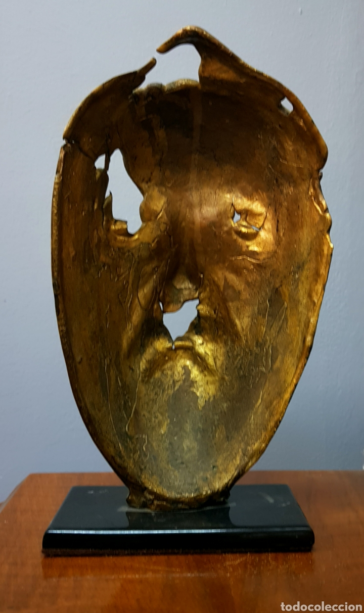 Arte: Magnifica escultura en bronce sin firmar. - Foto 4 - 159468806