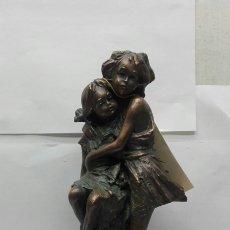 Arte: ESCULTURA FIGURA UNICA OBRA DE ARTE DE HERMANAS DE PAU MARCELL - 94/300. Lote 159481044