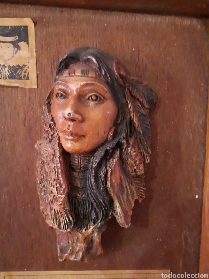 Arte: Escultura pocahontas(matoaka) de marka gallery - Foto 2 - 159848782