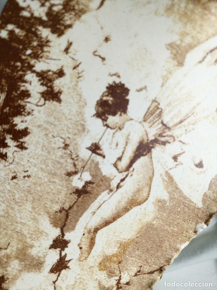 Arte: obra FADA- DE LA ARTISTA REUS-TARRAGONA - NEUS SEGRIA---AÑOS 80---------REF-1AC - Foto 5 - 160241550
