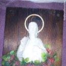 Arte: ADORNO JESUCRISTO EN PIEDRA. Lote 160362005