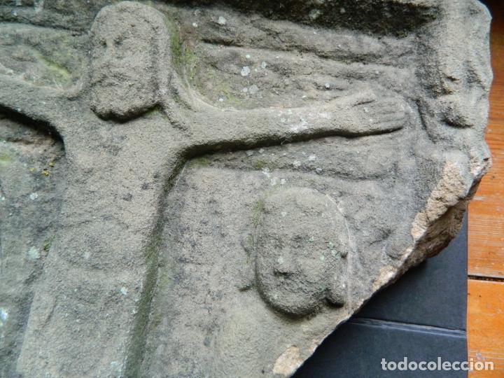 Arte: calvario, norte de esspaña, siglos XII - XIII - Foto 3 - 160482778