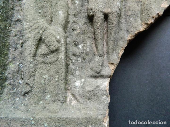 Arte: calvario, norte de esspaña, siglos XII - XIII - Foto 4 - 160482778