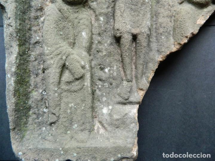 Arte: calvario, norte de esspaña, siglos XII - XIII - Foto 8 - 160482778