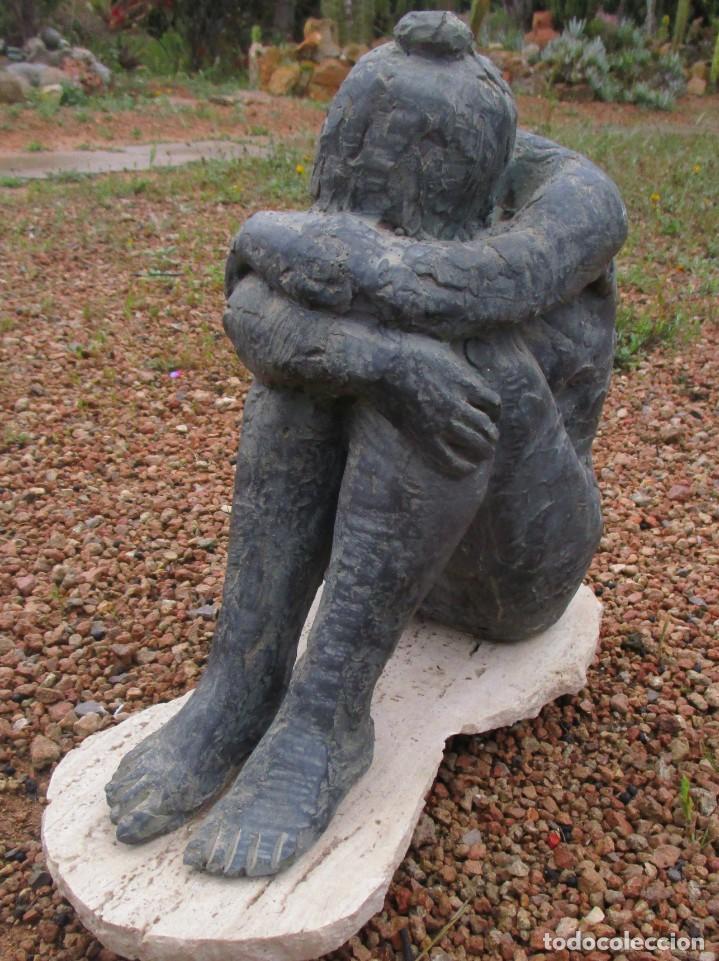ESCULTURA PIEDRA (Arte - Escultura - Piedra)