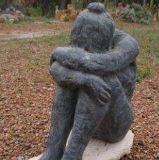 Art - escultura piedra - 160660122