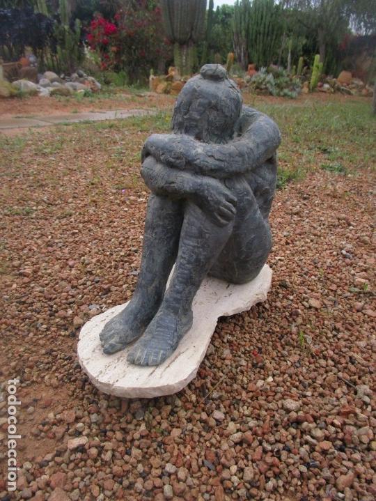 Arte: escultura piedra - Foto 6 - 160660122