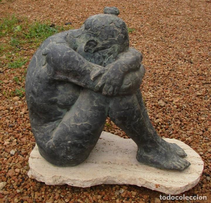 Arte: escultura piedra - Foto 8 - 160660122