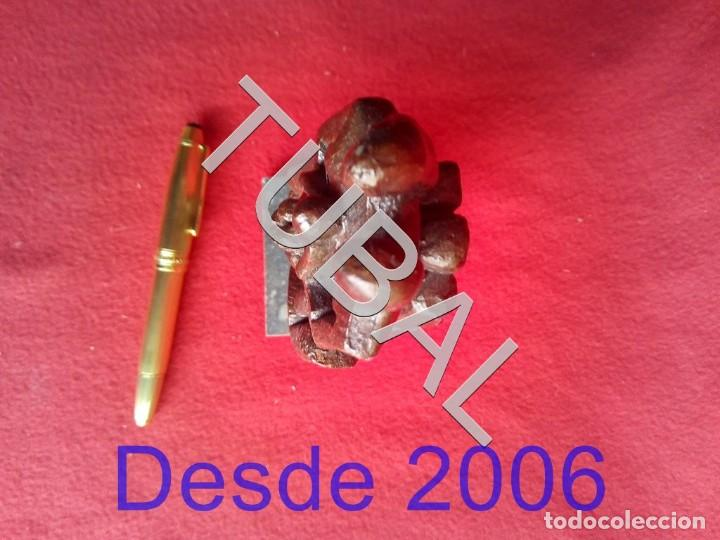Arte: TUBAL PITXOT ESCULTURA FIRMADA RESINA? - Foto 3 - 164248518