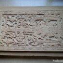 Arte: LOSA DE LA TUMBA DEL ASTRONAUTA DE PALENQUE - ÚNICA ORIGINAL - HECHA A MANO EN PALENQUE - MÉXICO. Lote 165394866