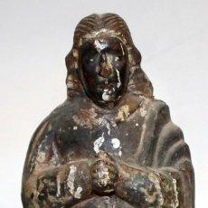 Arte: ESCUELA ESPAÑOLA DEL SIGLO XVIII. IMAGEN RELIGIOSA EN MADERA POLICROMADA. Lote 168569848
