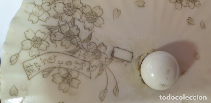 Arte: Sombrilla china siglo xix marfil - Foto 3 - 168669760