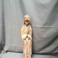 Arte: TALLA RELIGIOSA EN MADERA. Lote 169710717
