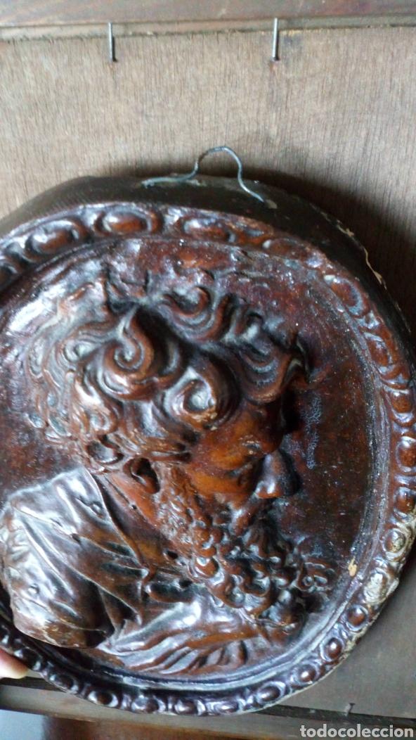 Arte: Escultura de terracota escrito trasero Viano 1940 - Foto 4 - 169806090