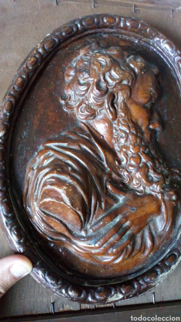 Arte: Escultura de terracota escrito trasero Viano 1940 - Foto 6 - 169806090