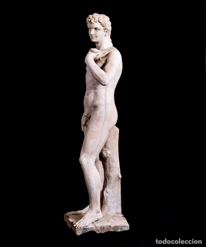 Arte: Escultura David De Florencia - Foto 3 - 170918330
