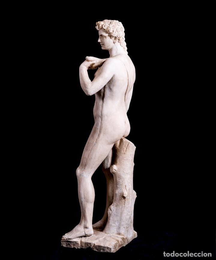 Arte: Escultura David De Florencia - Foto 4 - 170918330