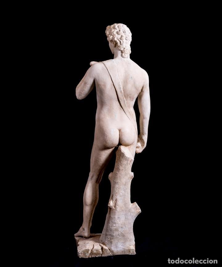 Arte: Escultura David De Florencia - Foto 5 - 170918330
