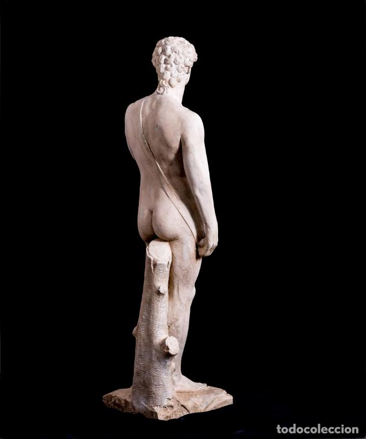 Arte: Escultura David De Florencia - Foto 6 - 170918330