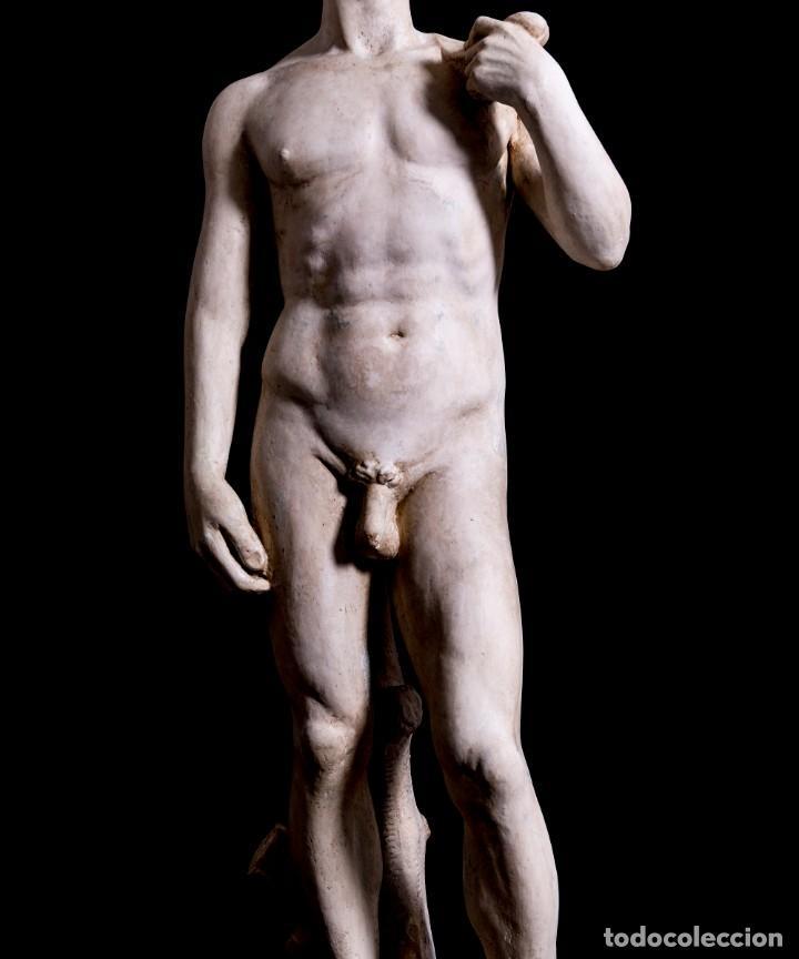 Arte: Escultura David De Florencia - Foto 10 - 170918330