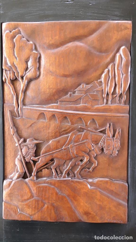 Arte: TRAPOTE MEDINA, JESÚS , ( ESCULTOR DE VALLADOLID ) - Foto 7 - 171845062