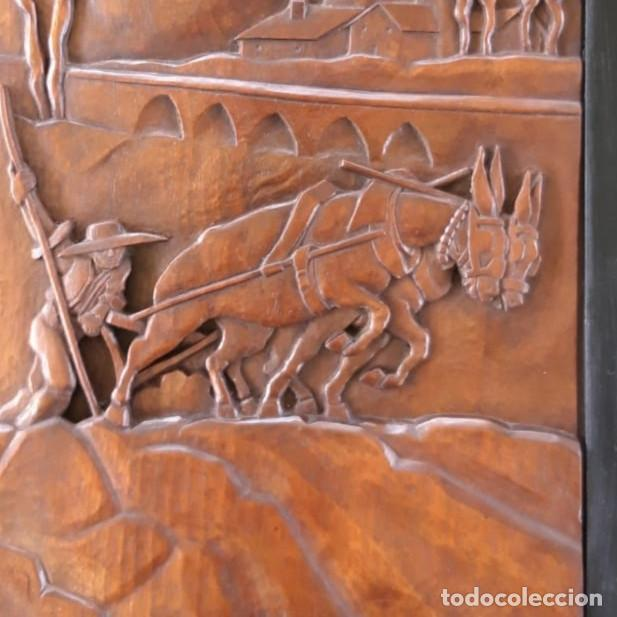 TRAPOTE MEDINA, JESÚS , ( ESCULTOR DE VALLADOLID ) (Arte - Escultura - Madera)