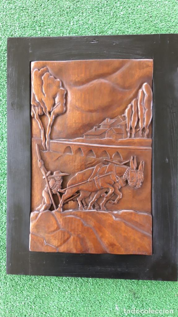 Arte: TRAPOTE MEDINA, JESÚS , ( ESCULTOR DE VALLADOLID ) - Foto 4 - 171845062