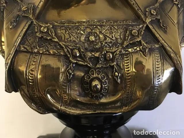 Arte: Busto en bronce - Foto 4 - 172410833
