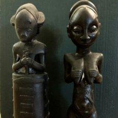 Arte: FIGURAS AFRICANAS. Lote 172967487