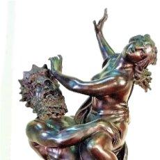 Art: EL RAPTO DE PERSÉFONE. BRONCE. COPIA DEL ORIGINAL DE BERNINI. ITALIA (?). SIGLO XIX. Lote 173197498