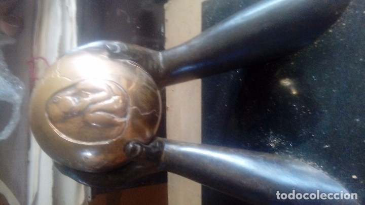 Arte: Lorenzo Quinn Escultura en bronce - Foto 4 - 138703094
