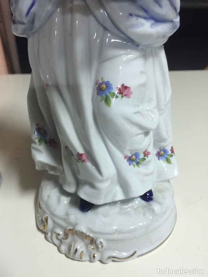 Arte: Pareja figuras porcelana - Foto 3 - 173438207