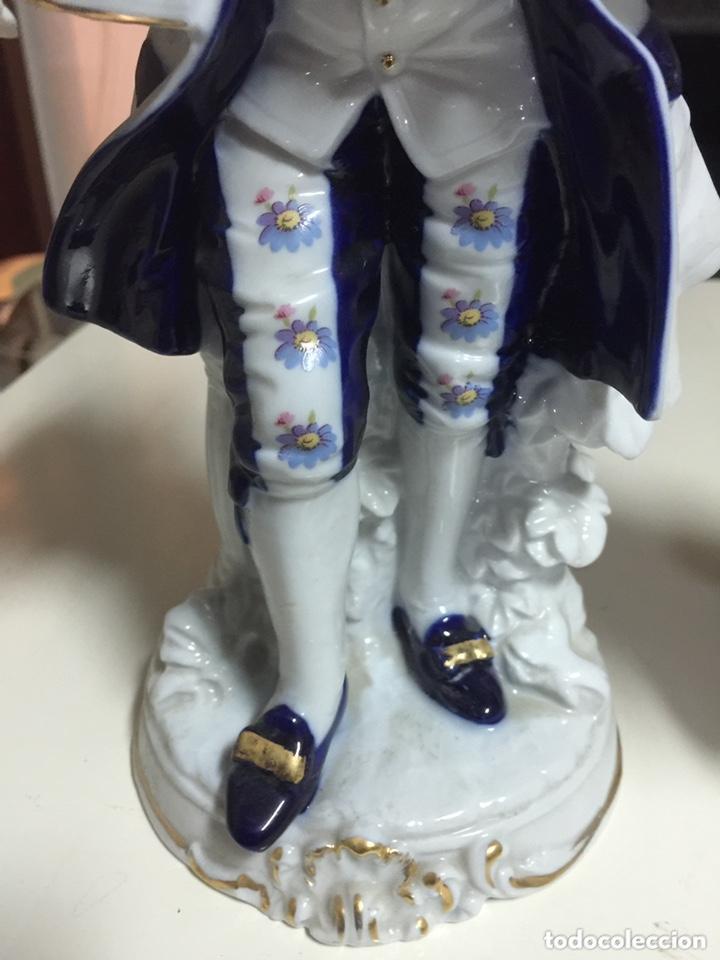 Arte: Pareja figuras porcelana - Foto 4 - 173438207