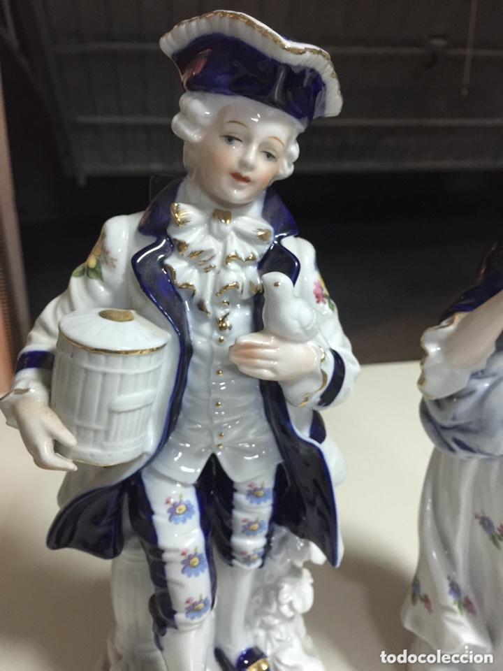 Arte: Pareja figuras porcelana - Foto 5 - 173438207