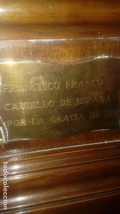 Arte: Francisco Franco Busto de bronce - Foto 4 - 173560177