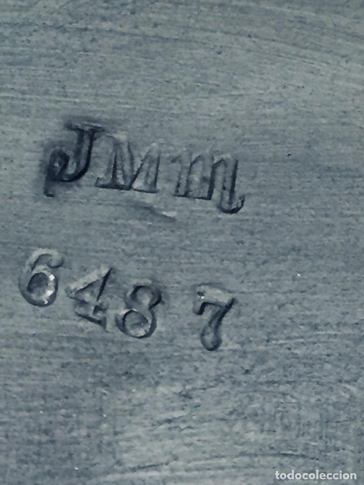 Arte: escultura terracota chico negro color americano sombrero copa sentado firma goldscheider austria 37c - Foto 36 - 173715164