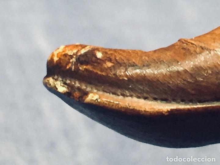 Arte: escultura terracota chico negro color americano sombrero copa sentado firma goldscheider austria 37c - Foto 38 - 173715164