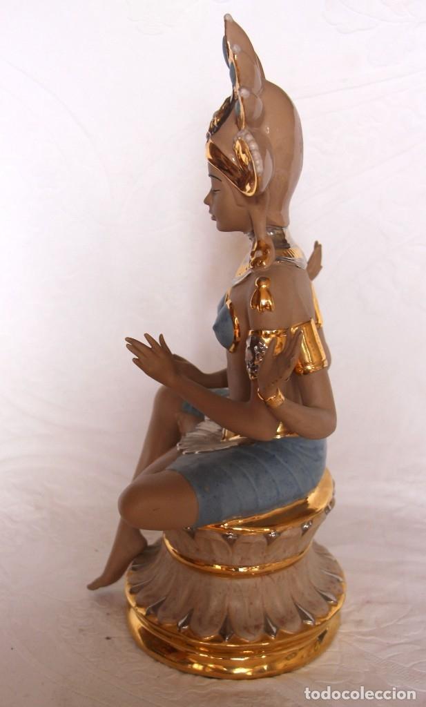 Arte: diosa indu de la colección tempus de Nadal - Foto 3 - 173816055