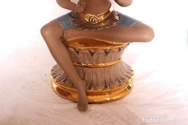 Arte: diosa indu de la colección tempus de Nadal - Foto 5 - 173816055