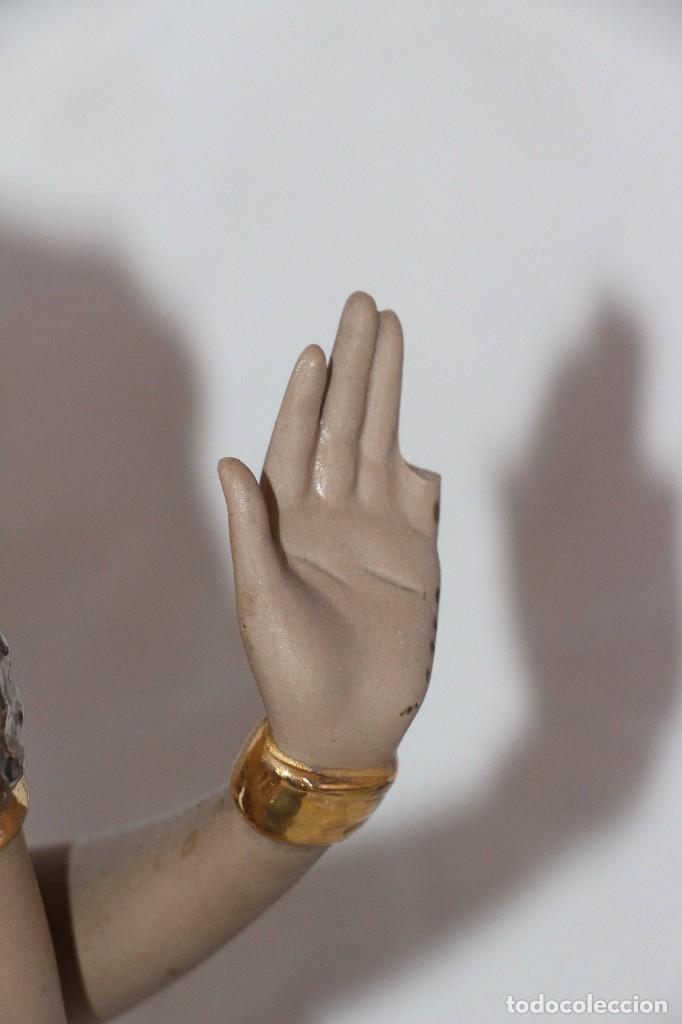 Arte: diosa indu de la colección tempus de Nadal - Foto 8 - 173816055